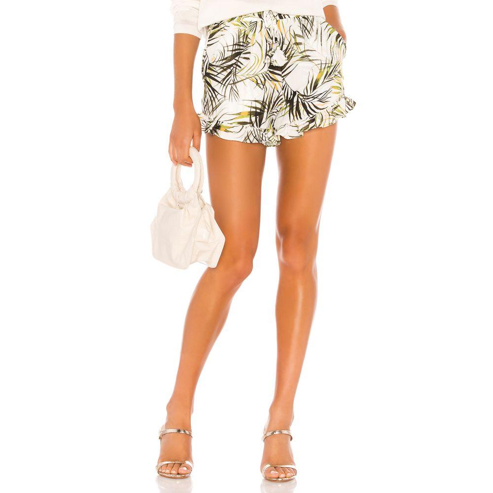 ミサロサンゼルス MISA Los Angeles レディース ショートパンツ ボトムス・パンツ【Inca Shorts】Modern Palm