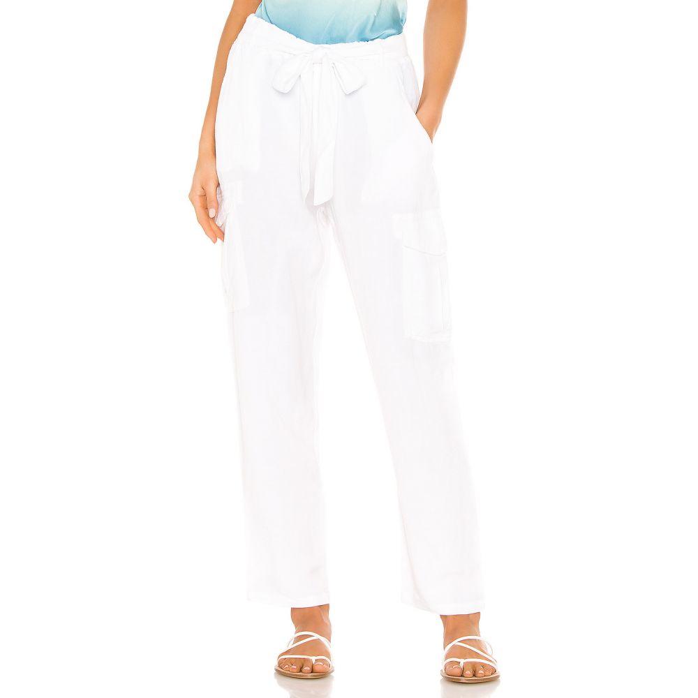 ワイエフビー クロージング YFB CLOTHING レディース ボトムス・パンツ 【Natalie Pant】White
