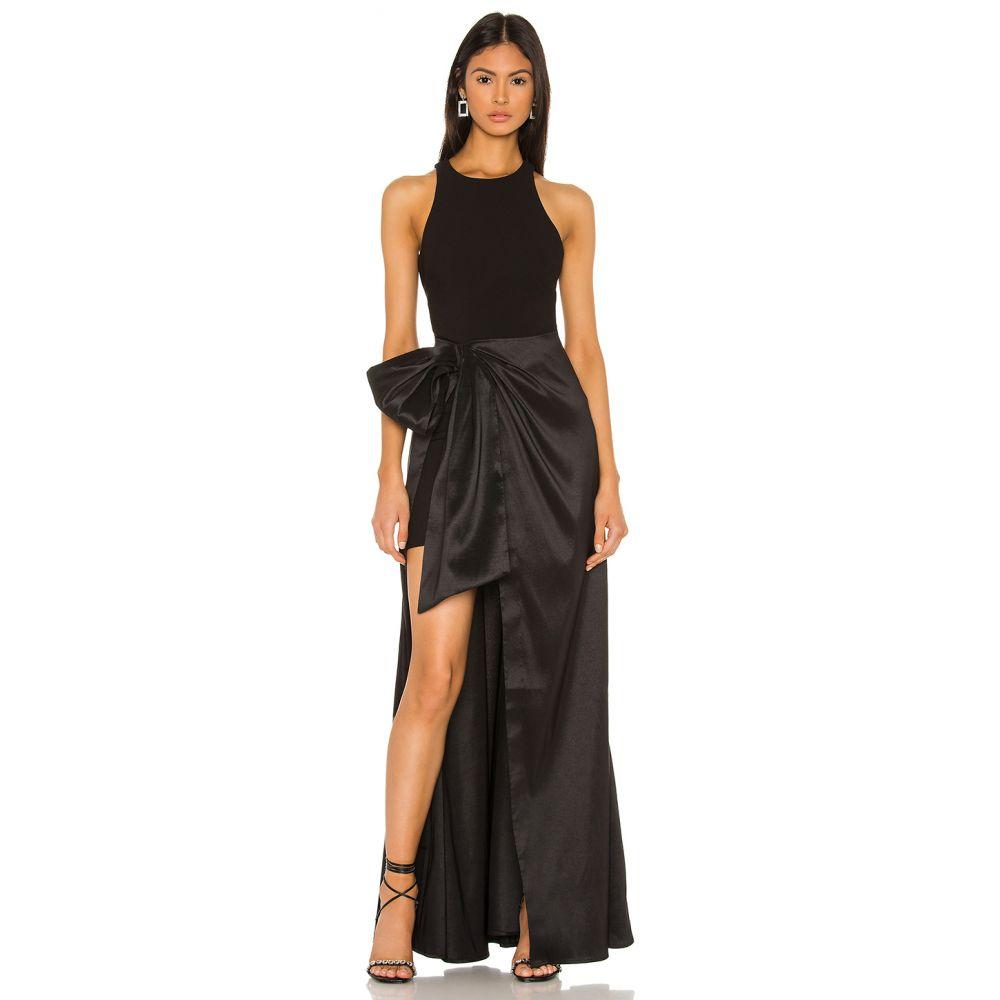 ライクリー LIKELY レディース パーティードレス ワンピース・ドレス【Mena Gown】Black
