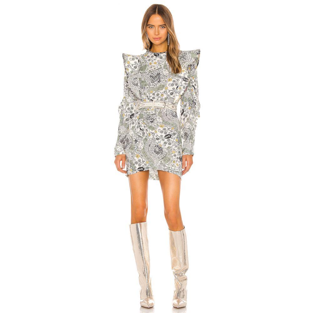 イザベル マラン Isabel Marant Etoile レディース ワンピース ワンピース・ドレス【Catarina Dress】Ecru/Almond