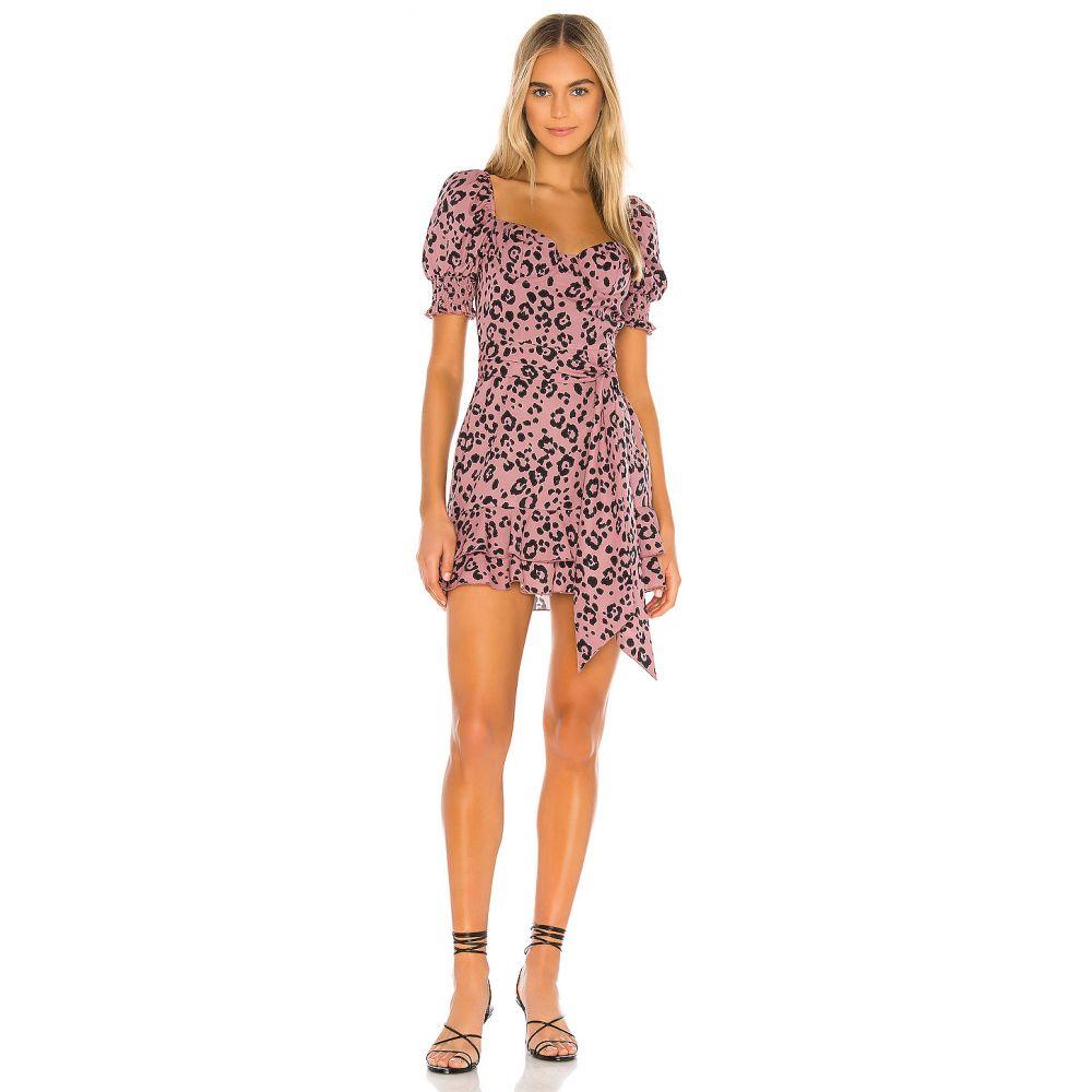 マジョレル MAJORELLE レディース ワンピース ワンピース・ドレス【Cameron Dress】Pink