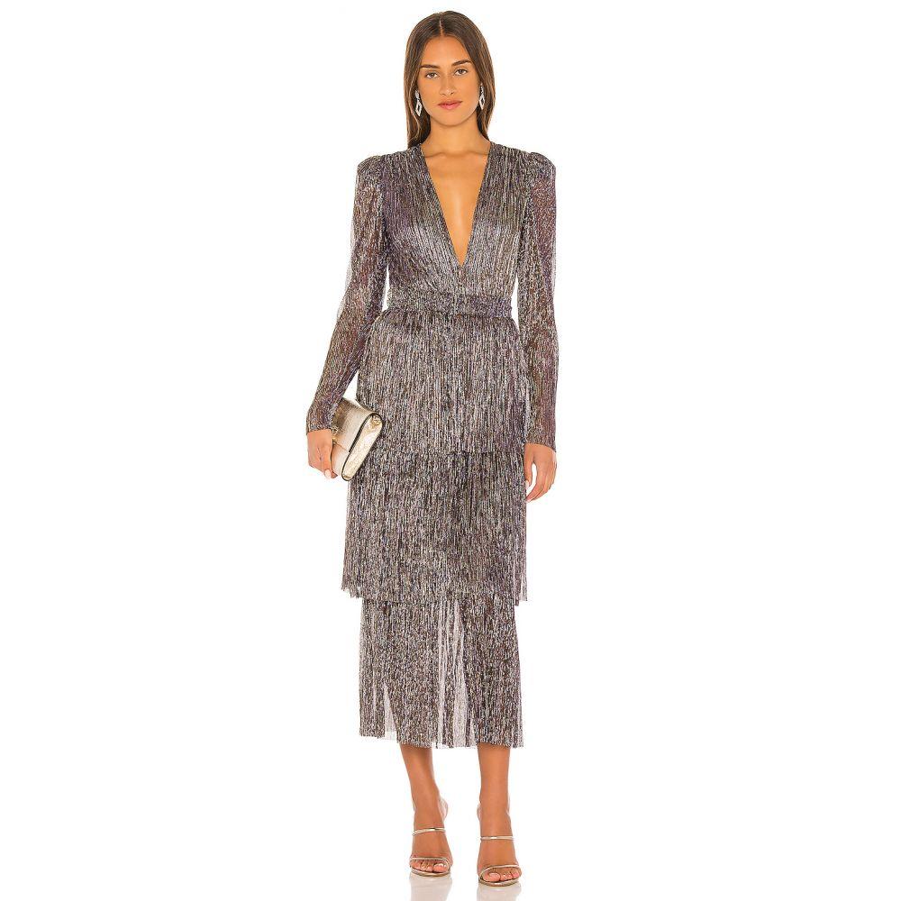 サビーナ ムサエフ Sabina Musayev レディース ワンピース ワンピース・ドレス【Carry Dress】Purple