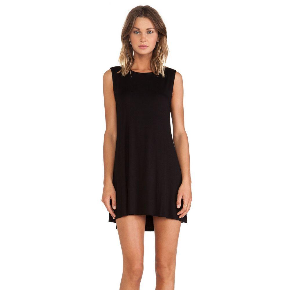 マイケルローレン Michael Lauren レディース ワンピース ノースリーブ ワンピース・ドレス【Gilly Sleeveless Dress】Black