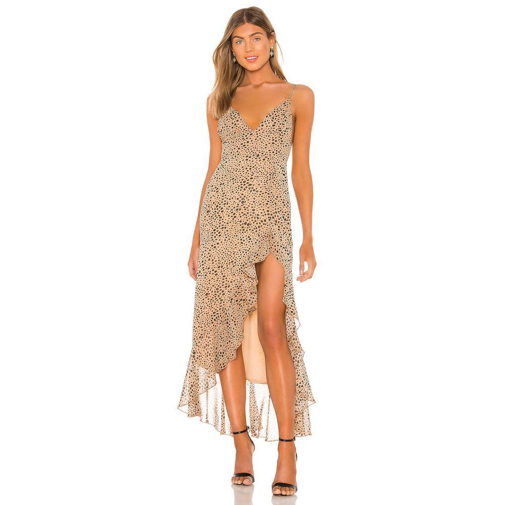 マジョレル MAJORELLE レディース ワンピース ワンピース・ドレス【Loreto Dress】Natural Leopard