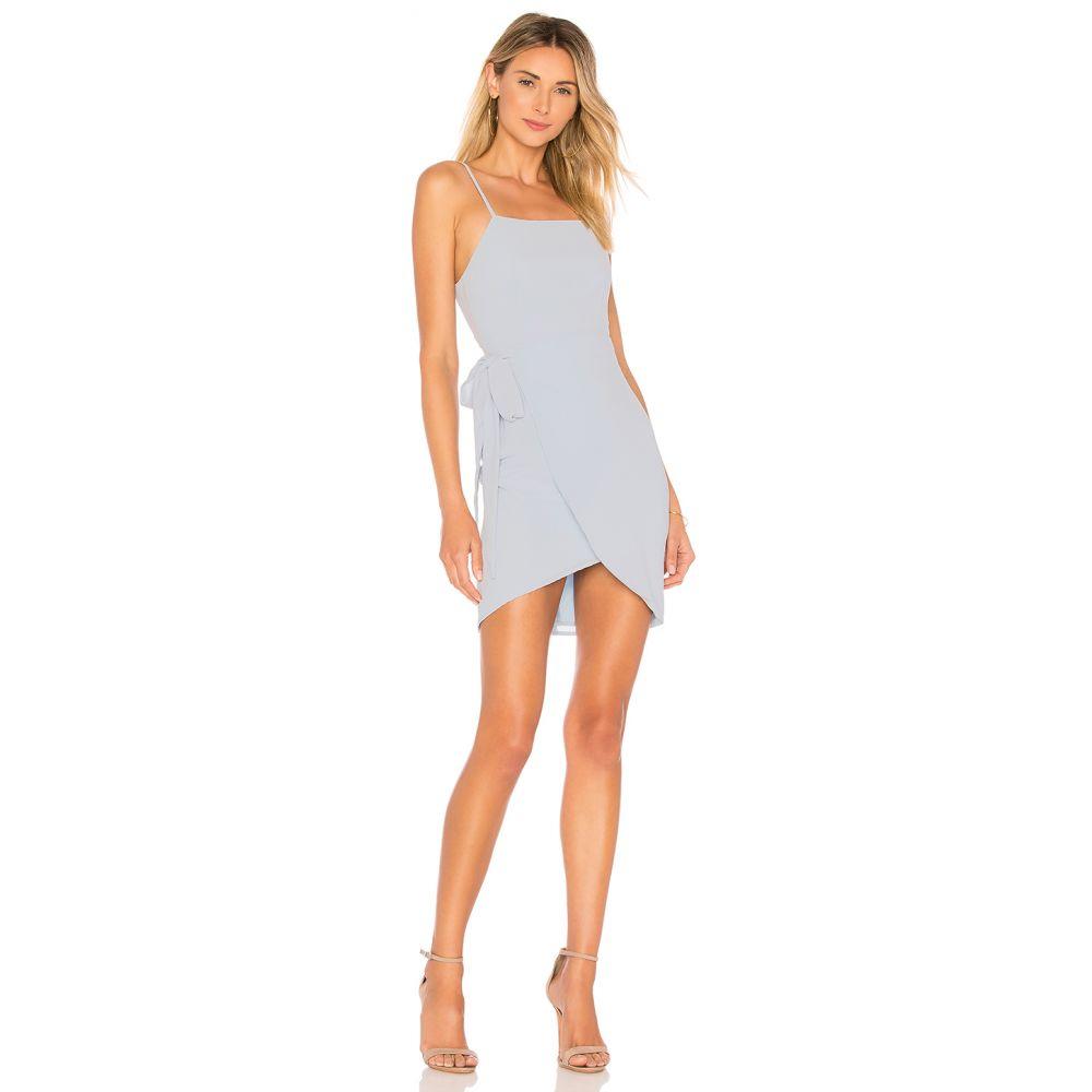 スーパーダウン superdown レディース ワンピース ミニ丈 ワンピース・ドレス【Morgan Layered Mini Dress】Light Blue