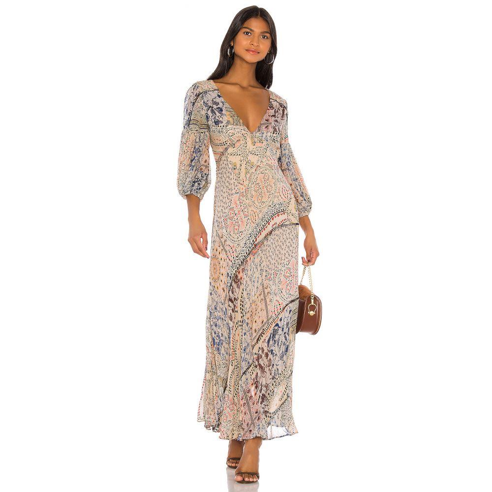 フリーピープル Free People レディース ワンピース マキシ丈 ワンピース・ドレス【Moroccan Dream Maxi Dress】Multi