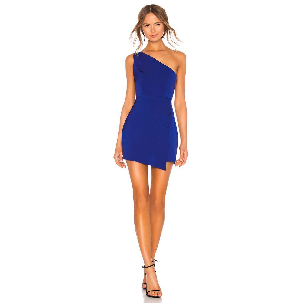 エヌビーディー NBD レディース ワンピース ミニ丈 ワンピース・ドレス【Tere Mini Dress】Bright Cobalt