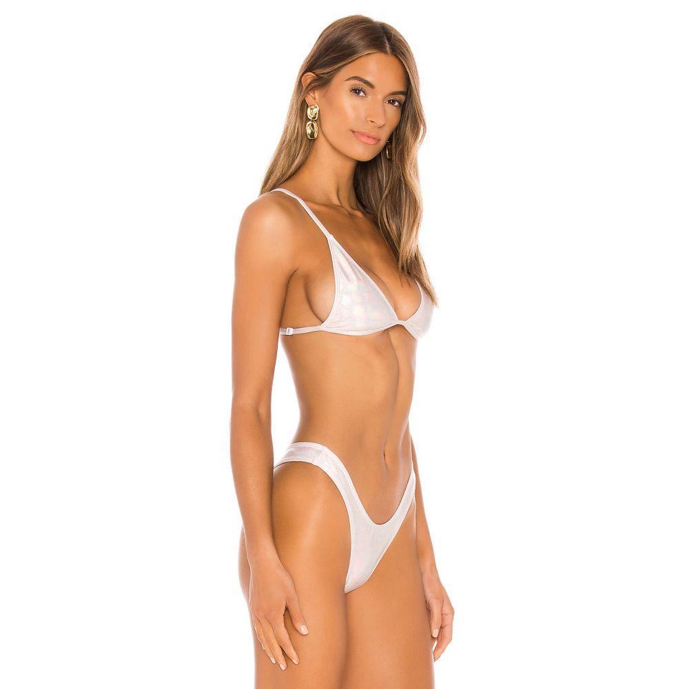 ミニマル アニマル MINIMALE ANIMALE レディース トップのみ 水着・ビーチウェア The Mirage Bikini Top Ecstasy PrismXZiOukP