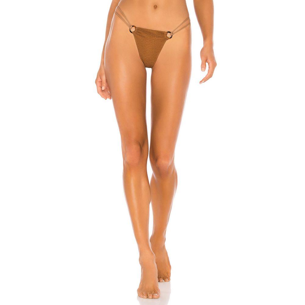ジュイエ Juillet レディース ボトムのみ 水着・ビーチウェア【Emma Bikini Bottom】Chestnut