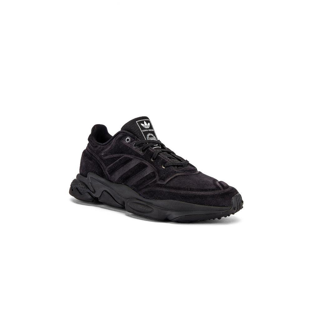 アディダス adidas by Craig Green メンズ スニーカー シューズ・靴【Kontuur II】Black