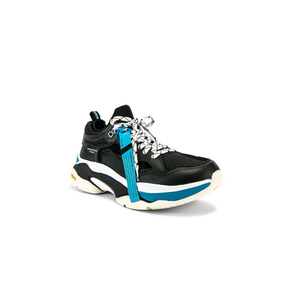 ブランドブラック Brandblack メンズ スニーカー シューズ・靴【Saga】Black/Blue