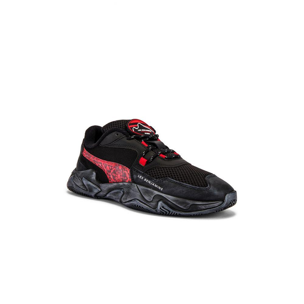 プーマ Puma Select メンズ スニーカー シューズ・靴【x Les Benjamins Storm】Black/Red