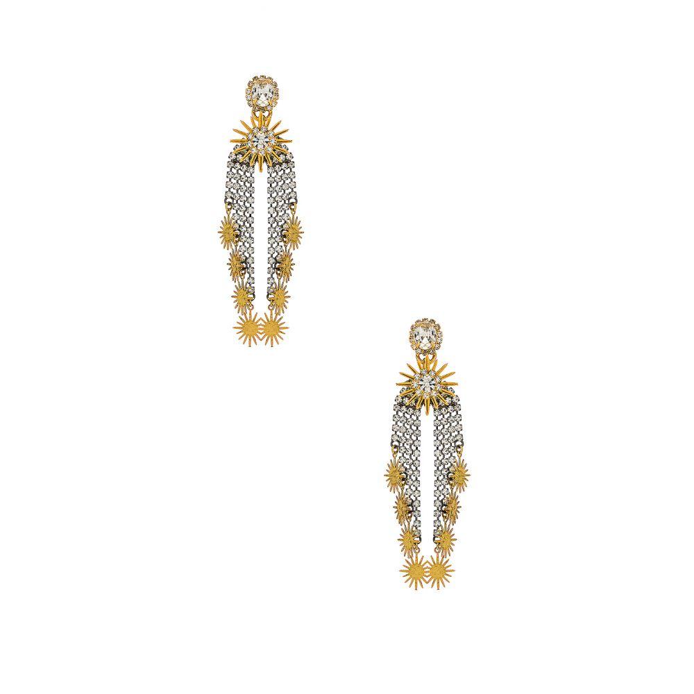 エリザベス コール Elizabeth Cole レディース イヤリング・ピアス ジュエリー・アクセサリー【Ellen Earrings】Gold
