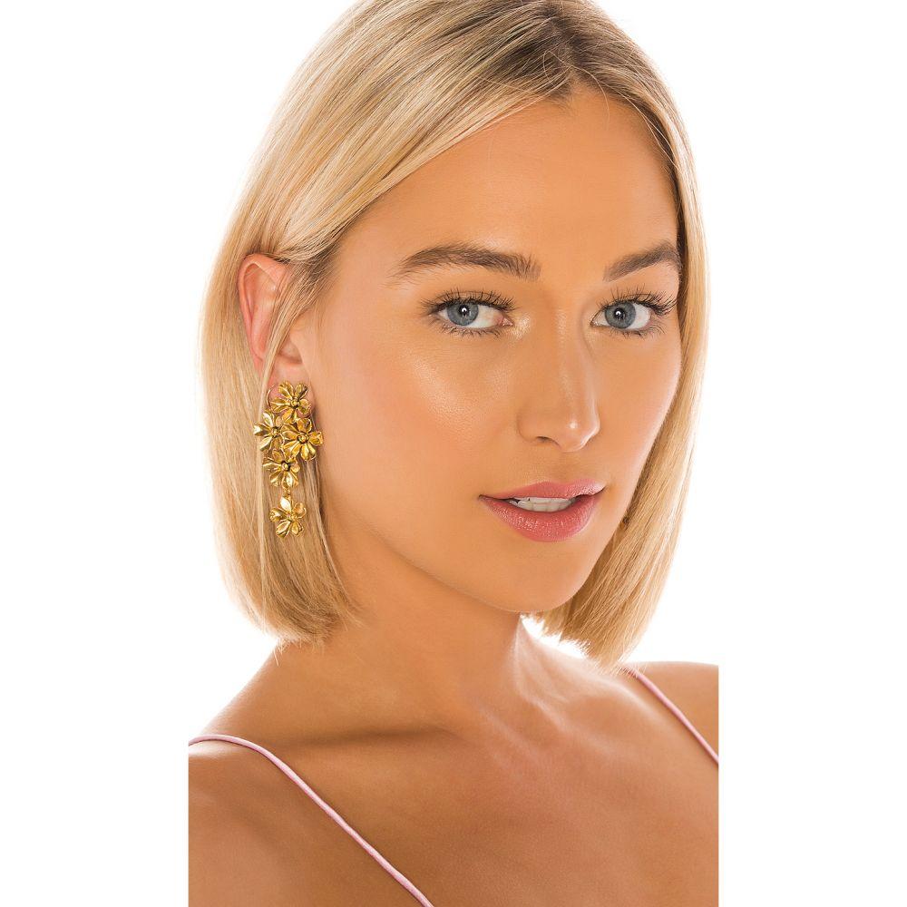ジェニファーベア Jennifer Behr レディース イヤリング・ピアス ジュエリー・アクセサリー【Dasha Earrings】Gold