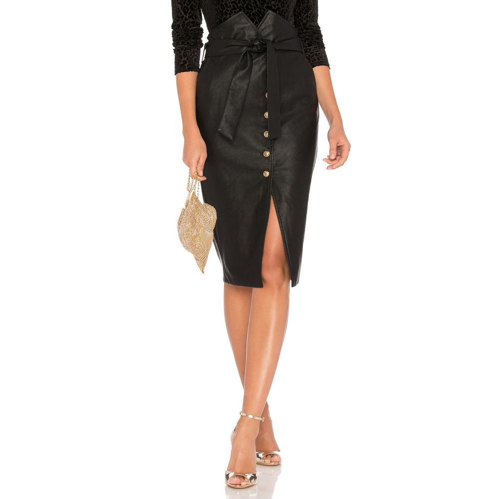 バルドー Bardot レディース スカート 【Tie Waist Skirt】Black