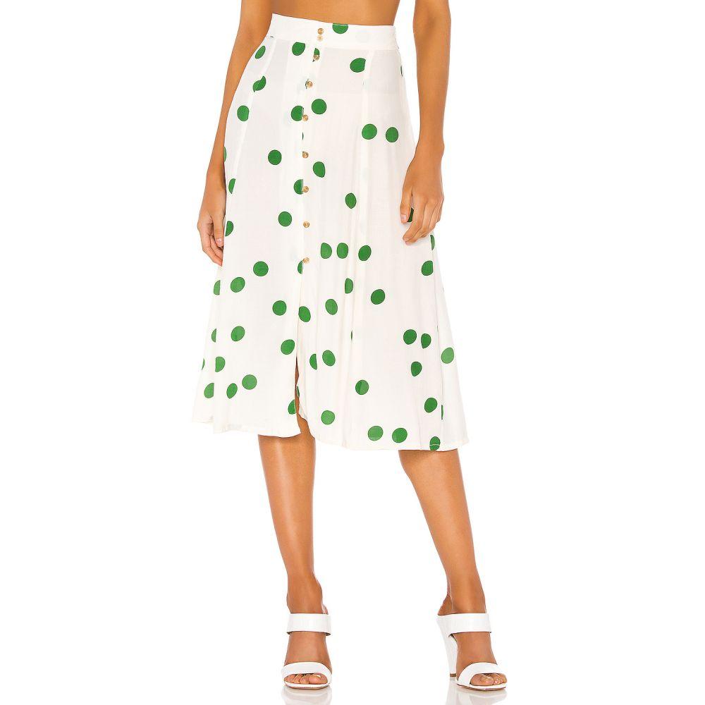 フェイスフルザブランド FAITHFULL THE BRAND レディース スカート 【Marin Skirt】Lolita Dot