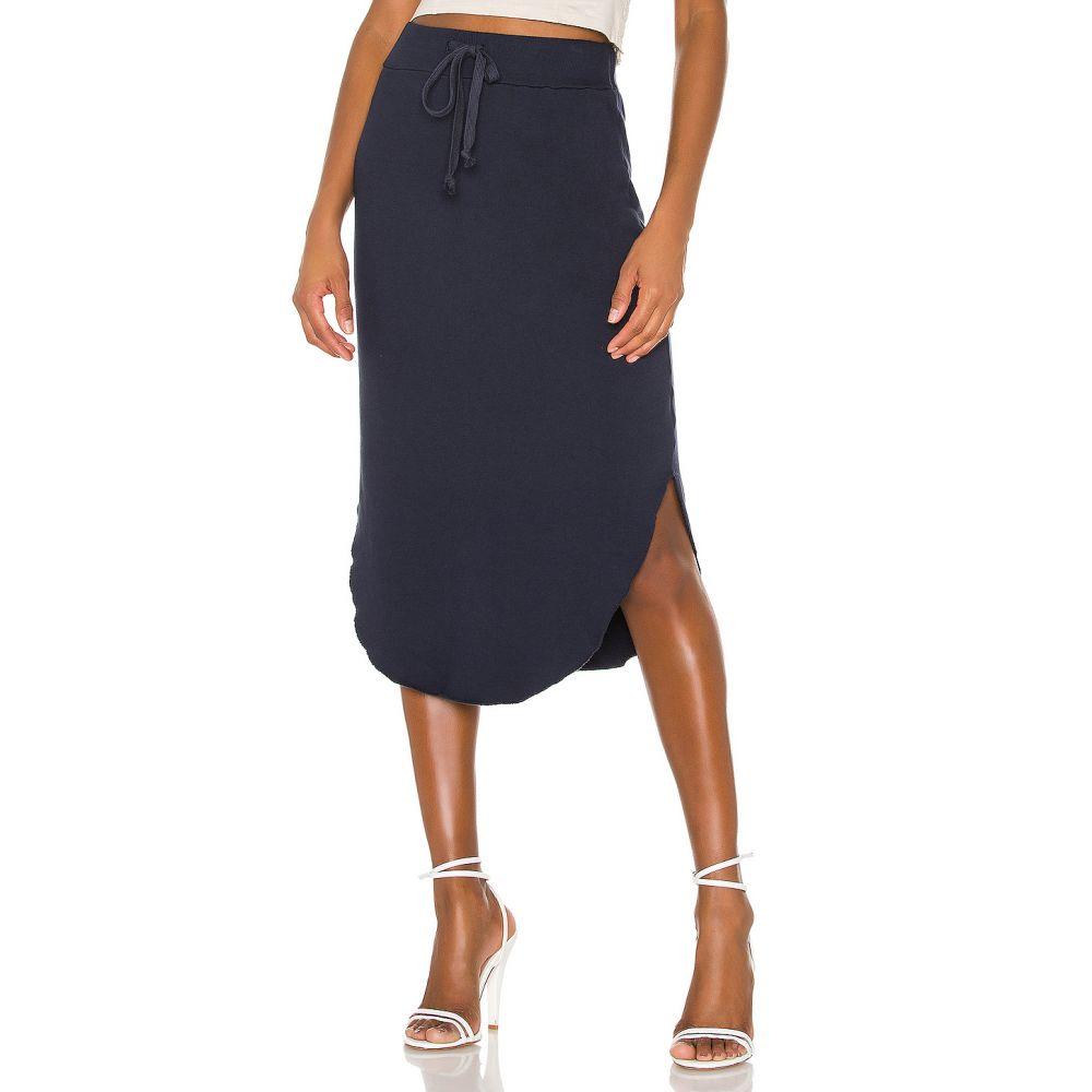 エルエーメイド LA Made レディース スカート 【Brenna Skirt】Dark Night