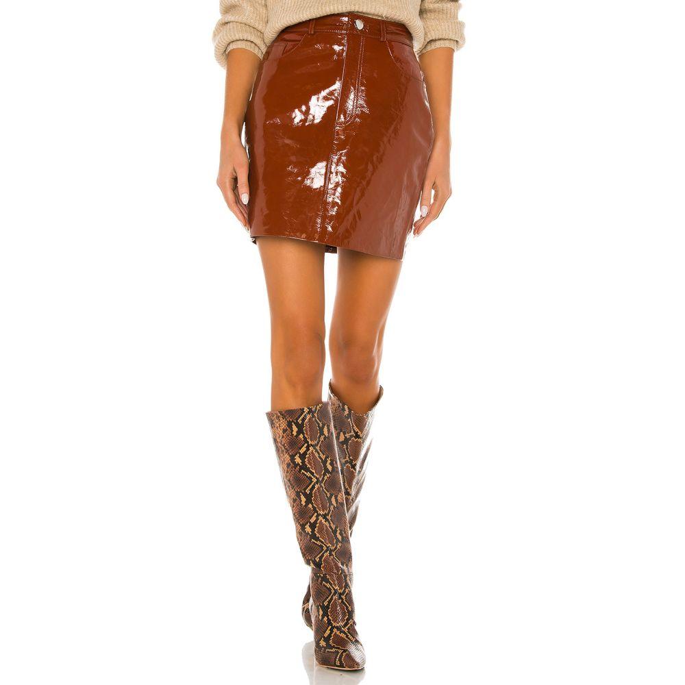 エルピーエー LPA レディース スカート 【Skirt 416】Warm Brown