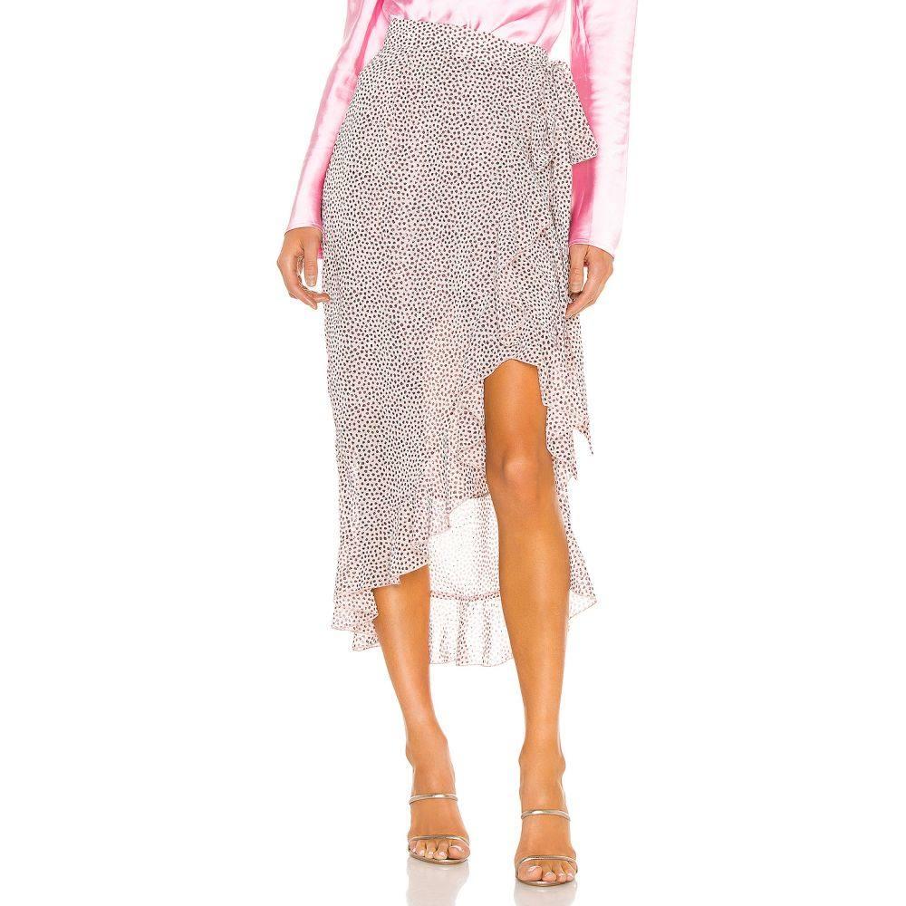 サビーナ ムサエフ Sabina Musayev レディース スカート 【Nissa Skirt】Dotted Light Peach