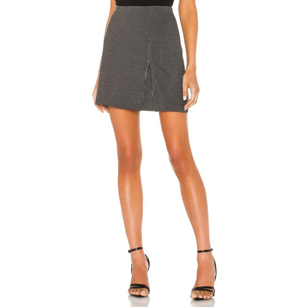 ベイリー44 Bailey 44 レディース ミニスカート スカート【Atherton Ponte Skirt】Anthracite