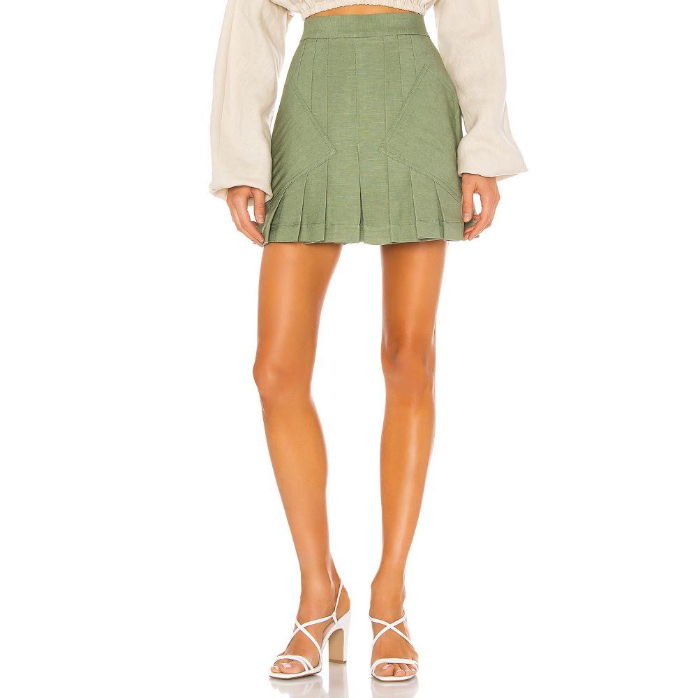 カメオ C/MEO レディース ミニスカート スカート【Occurrence Skirt】Ivy