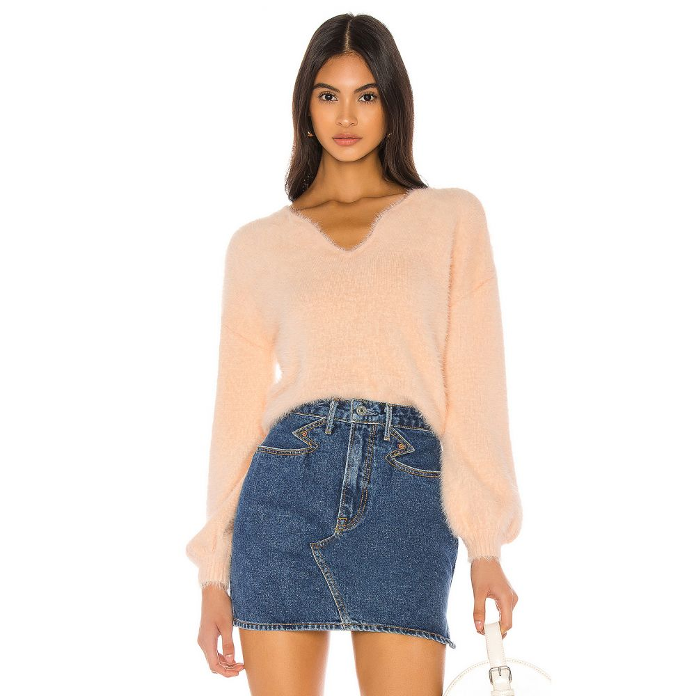 マジョレル MAJORELLE レディース ニット・セーター トップス【Alexa Sweater】Pink