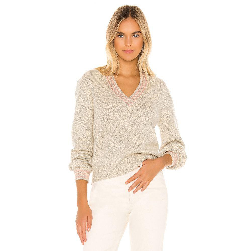 トゥラロサ Tularosa レディース ニット・セーター トップス【Canary Sweater】Grey