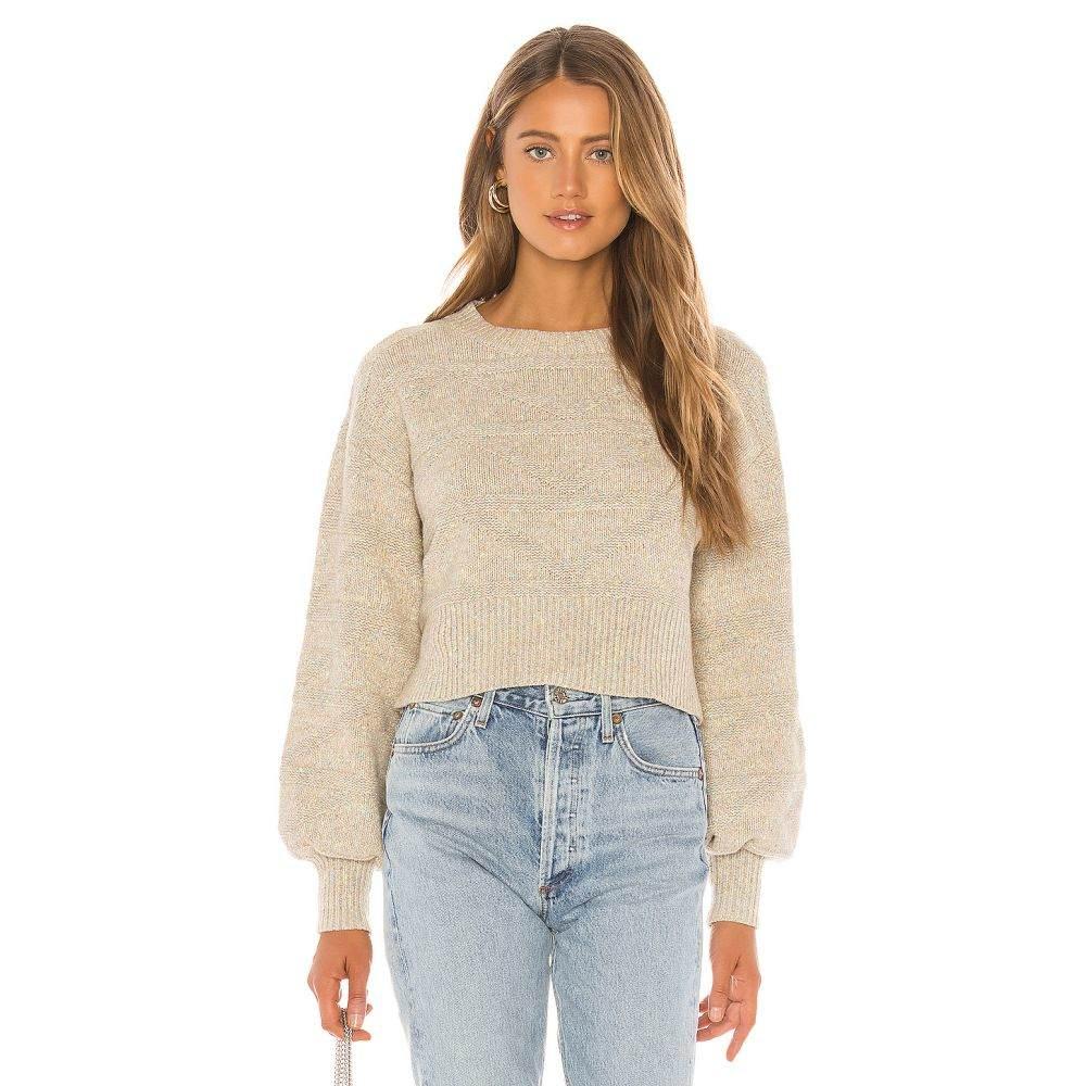 トゥラロサ Tularosa レディース ニット・セーター トップス【Yara Sweater】Multi Neutral