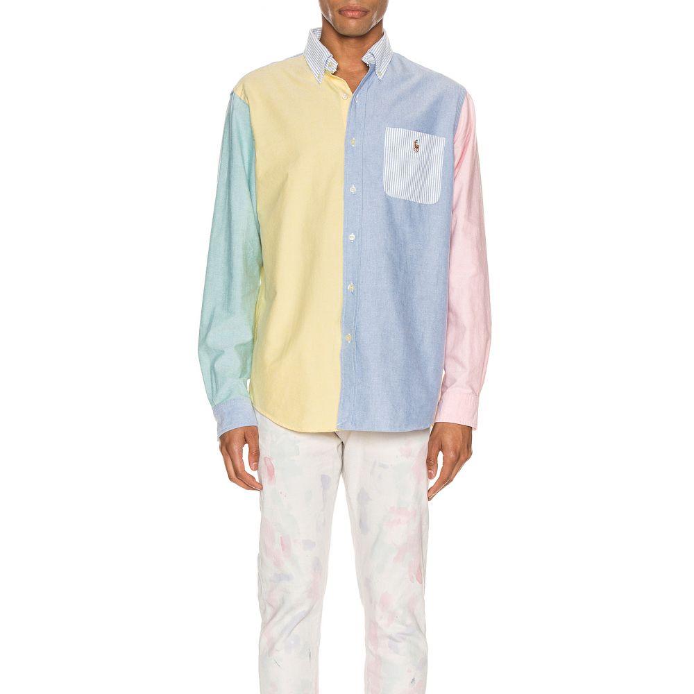 ラルフ ローレン Polo Ralph Lauren メンズ シャツ トップス【Oxford Long Sleeve Shirt】Solid Fun Shirt