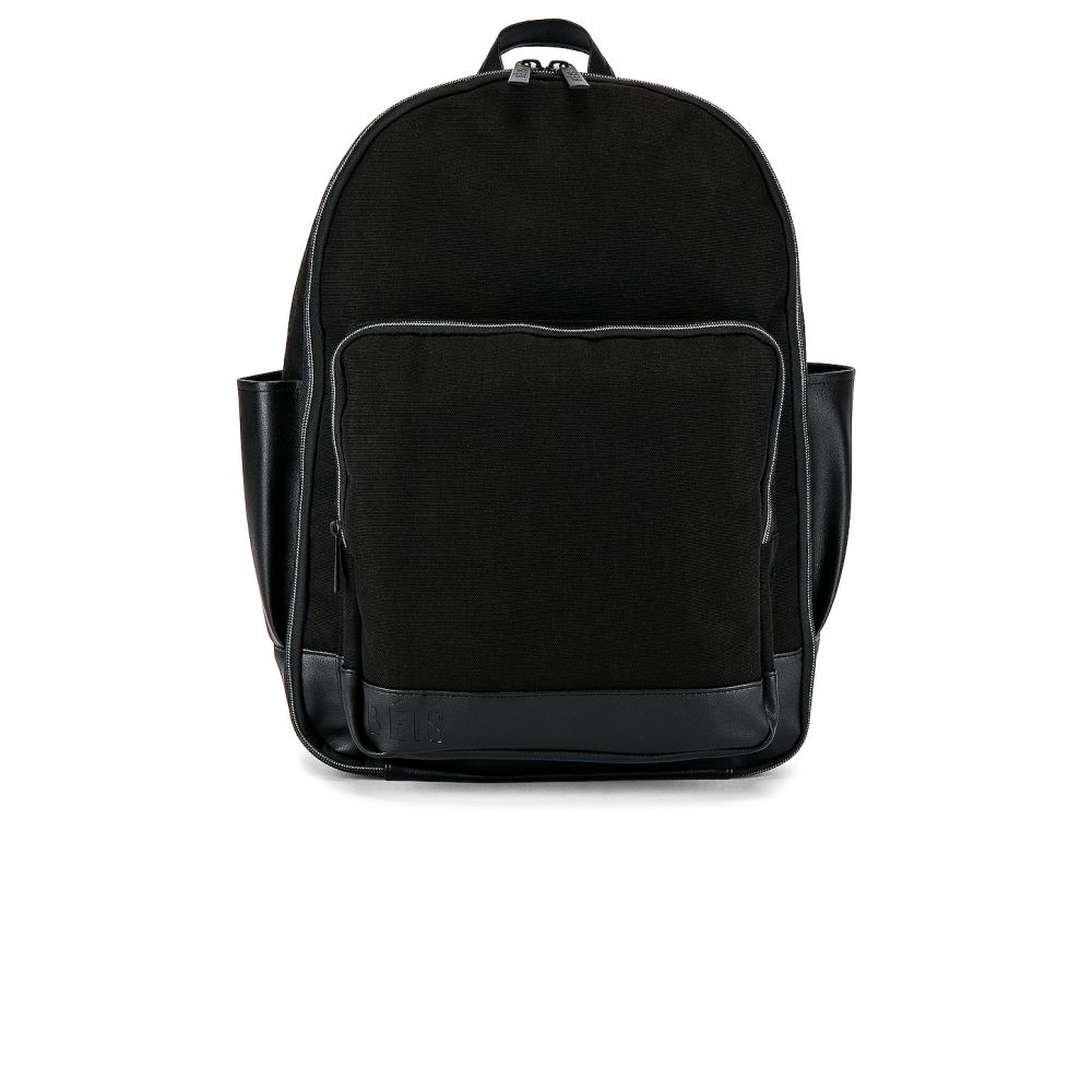 BEIS レディース バックパック・リュック バッグ【Backpack】Black