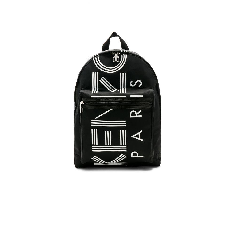 ケンゾー Kenzo レディース バックパック・リュック バッグ【Nylon Backpack】Black