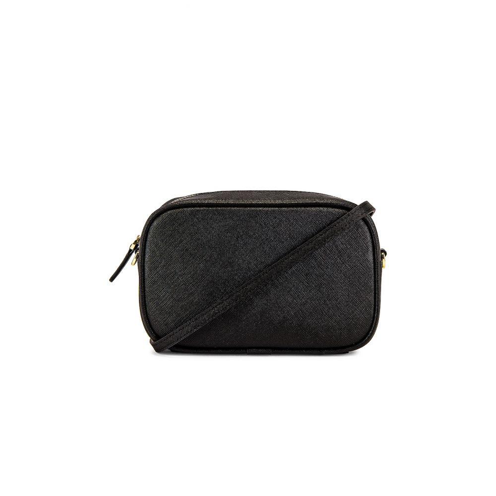 ザ デイリー エディテッド the daily edited レディース ショルダーバッグ バッグ【Mini Cross Body Bag】Black