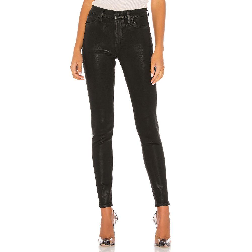 ハドソンジーンズ Hudson Jeans レディース ジーンズ・デニム ボトムス・パンツ【Barbara High Rise】Noir Coated