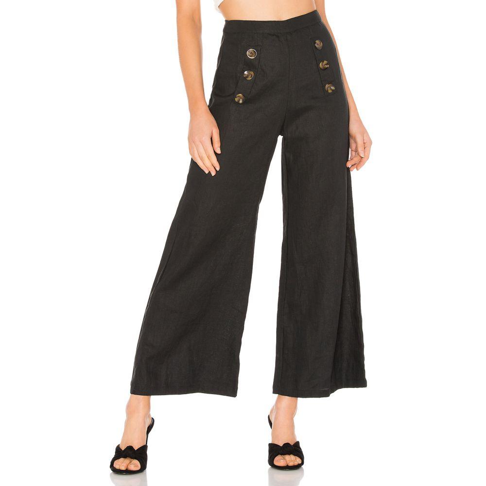 フェイスフルザブランド FAITHFULL THE BRAND レディース ボトムス・パンツ 【Adita Pants】Black