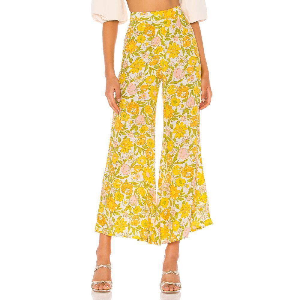 フェイスフルザブランド FAITHFULL THE BRAND レディース ボトムス・パンツ 【Marise Pants】Jolene Floral