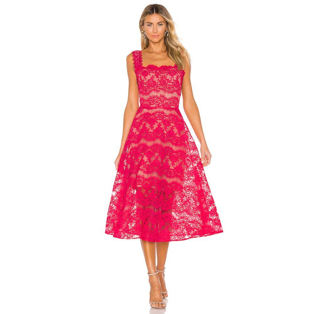 ブロンクス アンド バンコ Bronx and Banco レディース パーティードレス ワンピース・ドレス【Britney Gown】Fuchsia