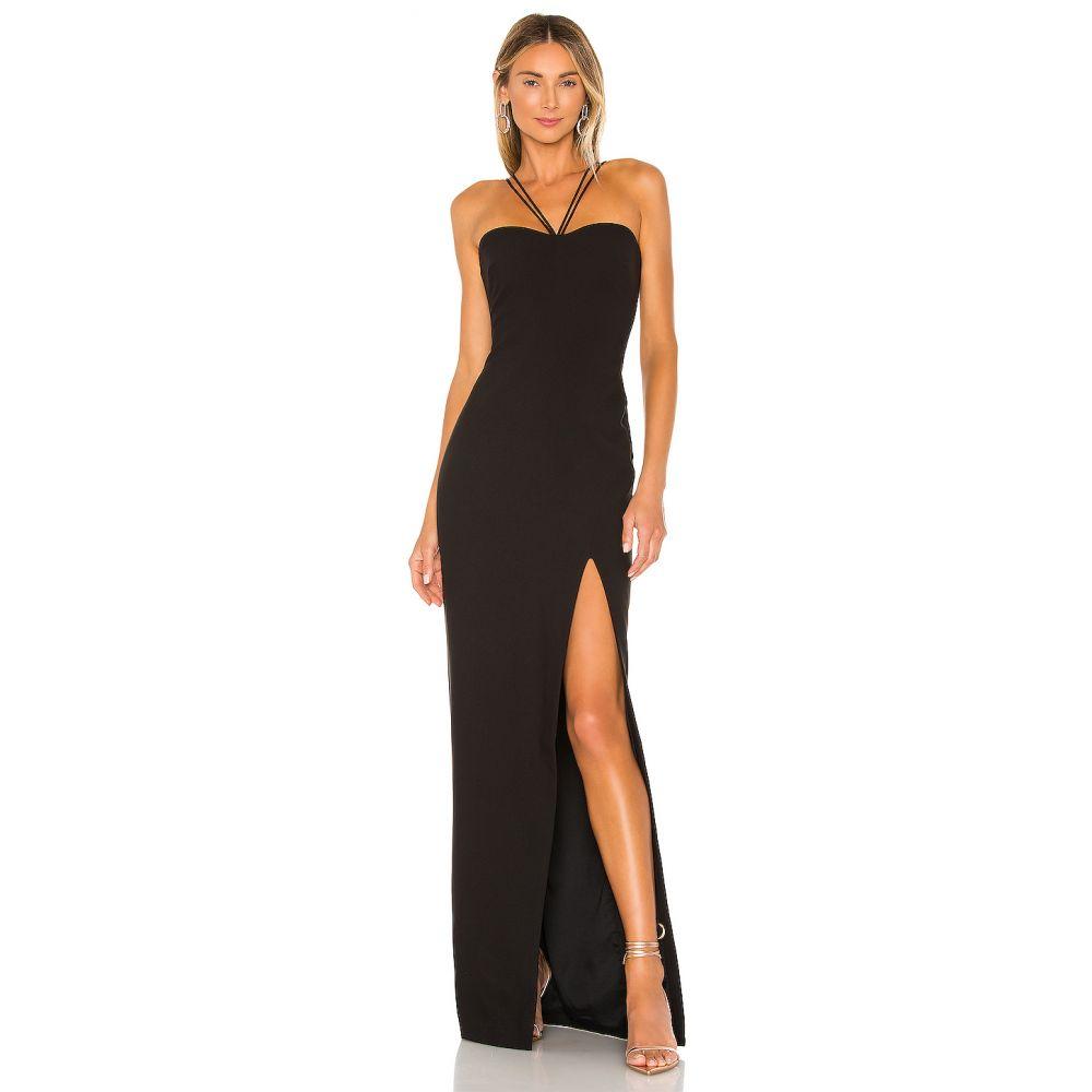 ライクリー LIKELY レディース パーティードレス ワンピース・ドレス【Mariette Gown】Black