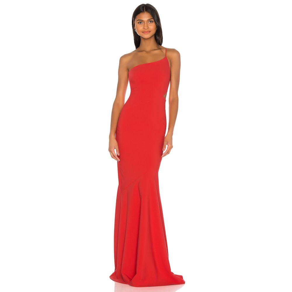 ライクリー LIKELY レディース パーティードレス ワンピース・ドレス【Fina Gown】Bittersweet
