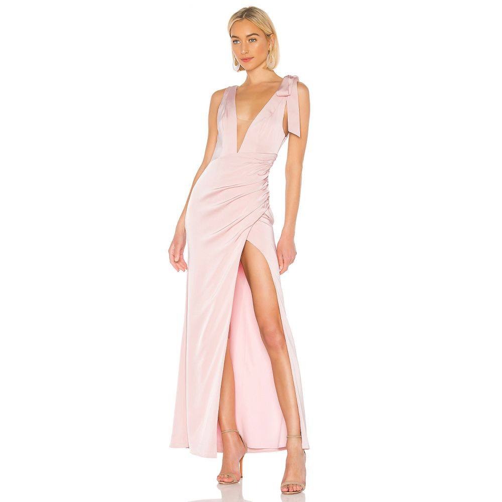 ラヴァーズフレンズ Lovers + Friends レディース パーティードレス ワンピース・ドレス【Patrick Gown】Light Pink