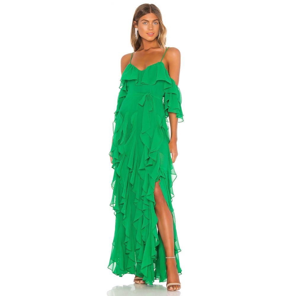 マジョレル MAJORELLE レディース パーティードレス ワンピース・ドレス【Tasmania Gown】Bright Green