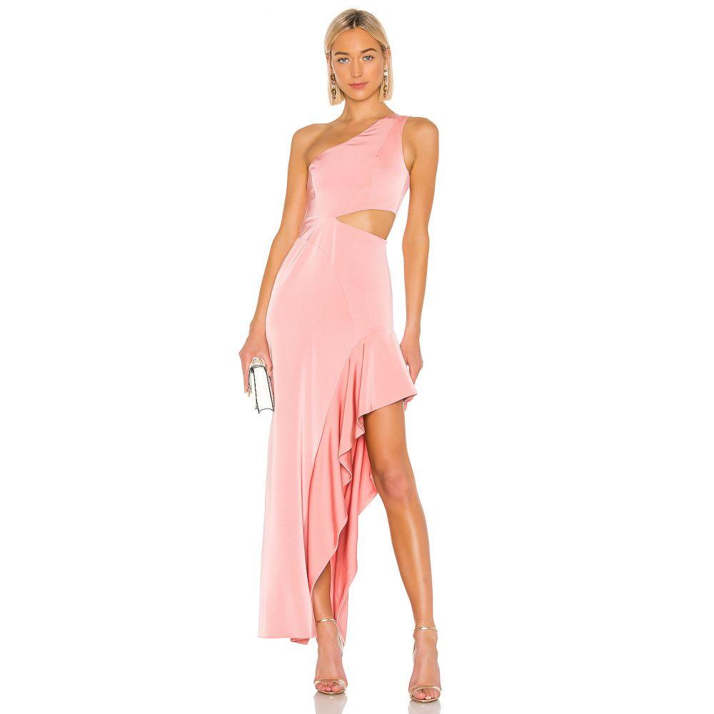 エヌビーディー NBD レディース パーティードレス ワンピース・ドレス【Cressida Gown】Sorbet Pink