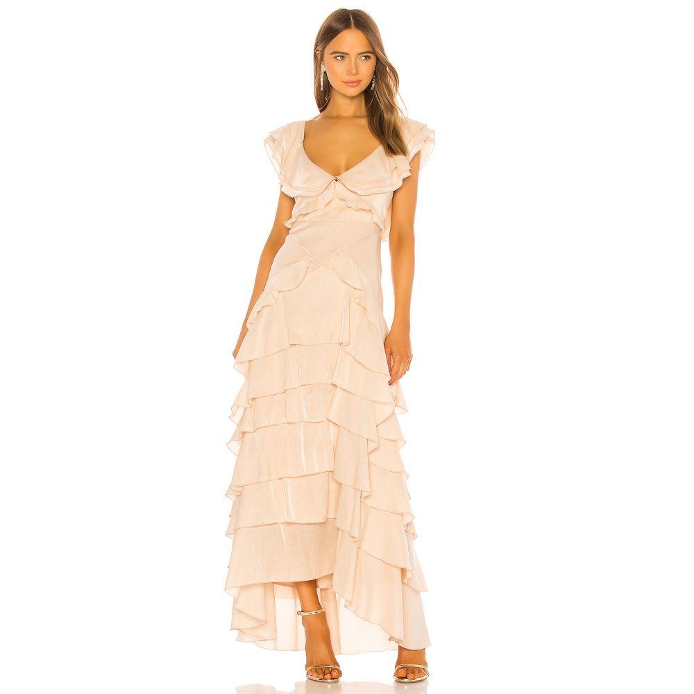 SAU LEE レディース パーティードレス ワンピース・ドレス【Rosie Gown】Blush