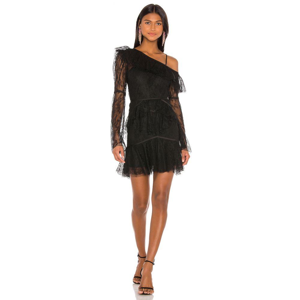 アリスマッコール Alice McCall レディース ワンピース ワンピース・ドレス【Shadow Love Mini Dress】Black