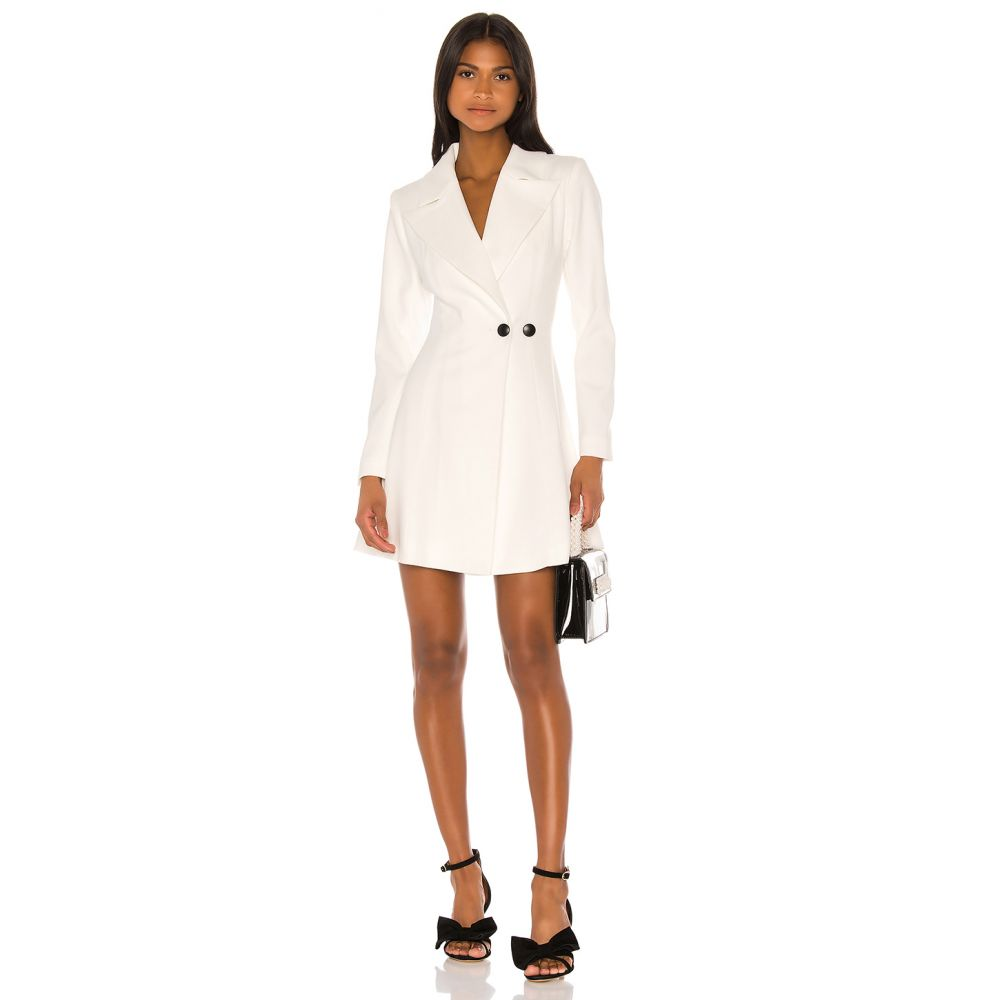 Atoir レディース ワンピース ワンピース・ドレス【Yours To Keep Blazer Dress】Ivory
