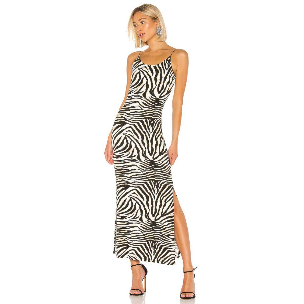 バルドー Bardot レディース ワンピース ワンピース・ドレス【Zebra Print Dress】Zebra