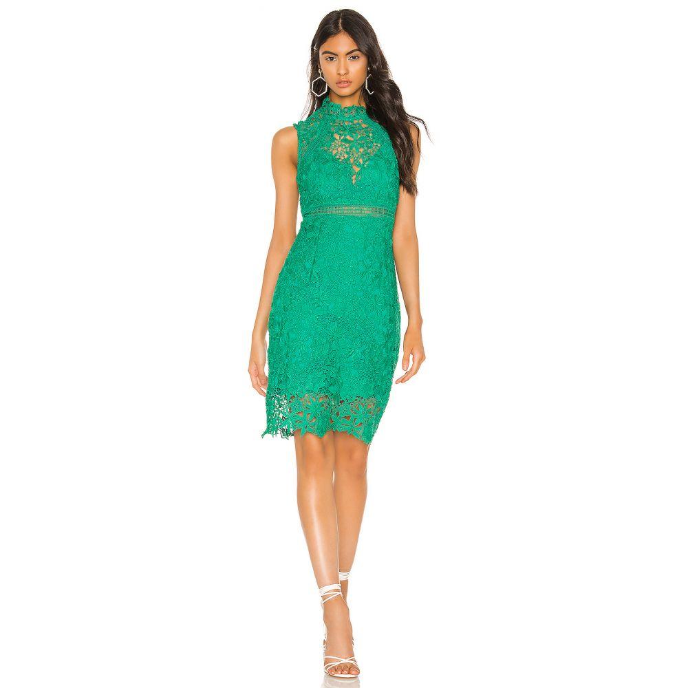 バルドー Bardot レディース ワンピース ワンピース・ドレス【Eleni Lace Dress】Greenlake