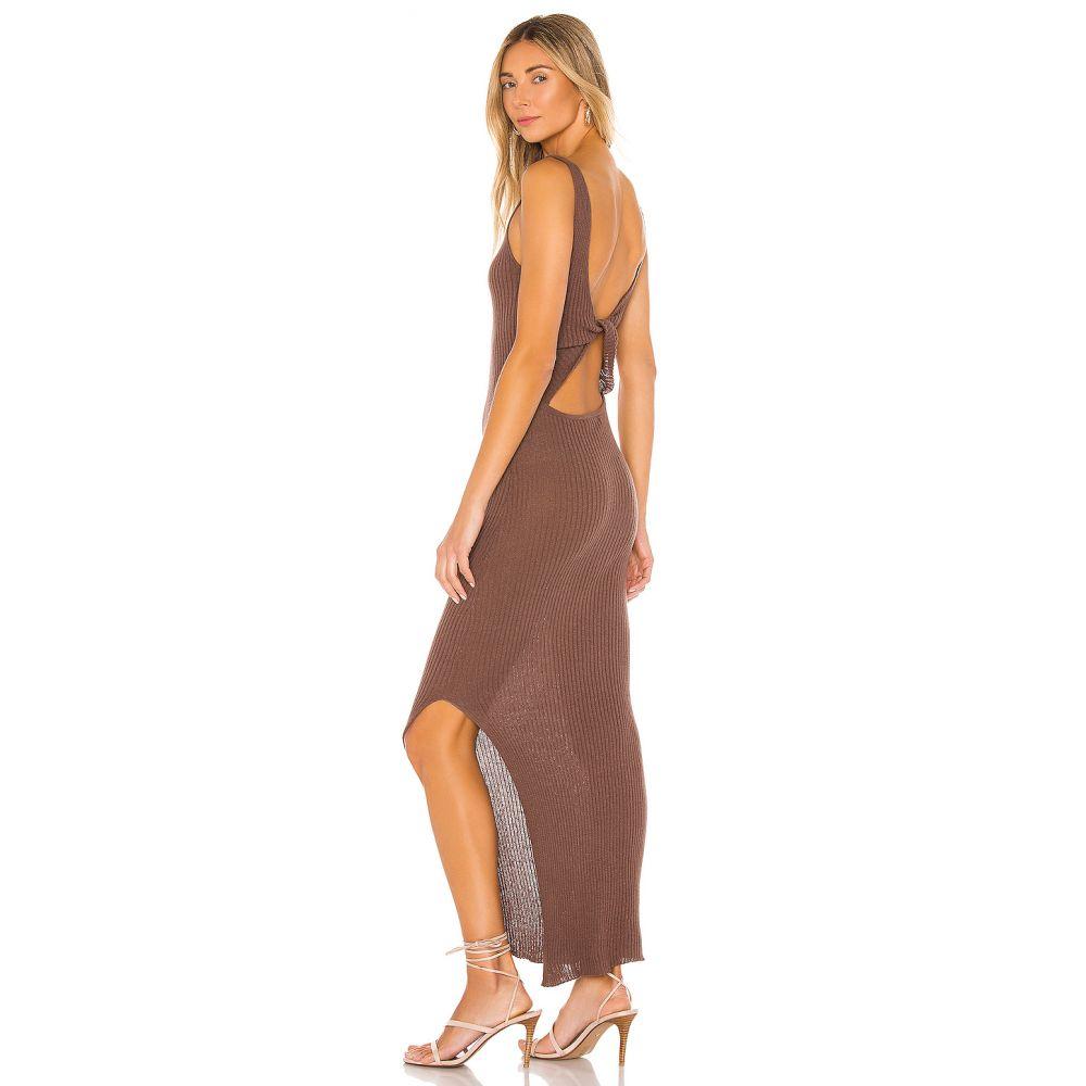 ベック アンド ブリッジ BEC&BRIDGE レディース ワンピース ワンピース・ドレス【Riviera Knit Midi Dress】Cedar