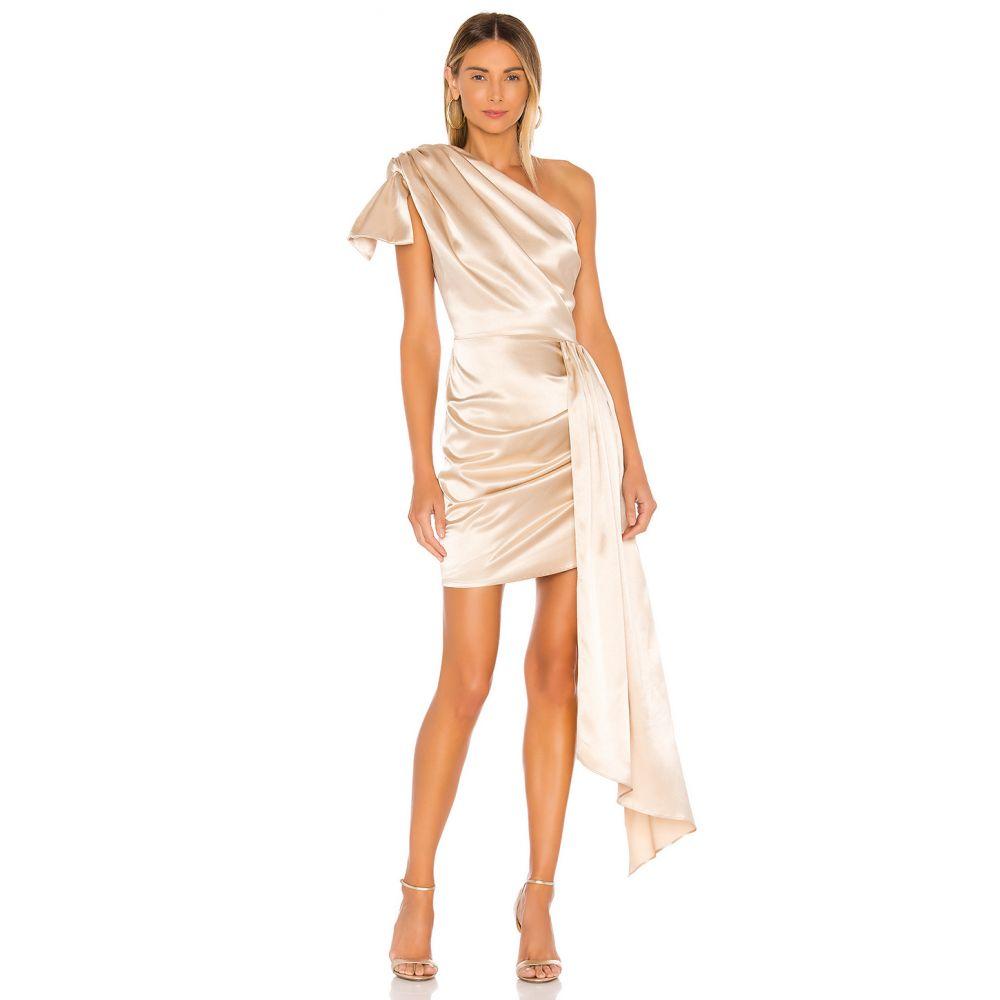 ブロンクス アンド バンコ Bronx and Banco レディース ワンピース ワンピース・ドレス【X REVOLVE Gala Dress】Champagne