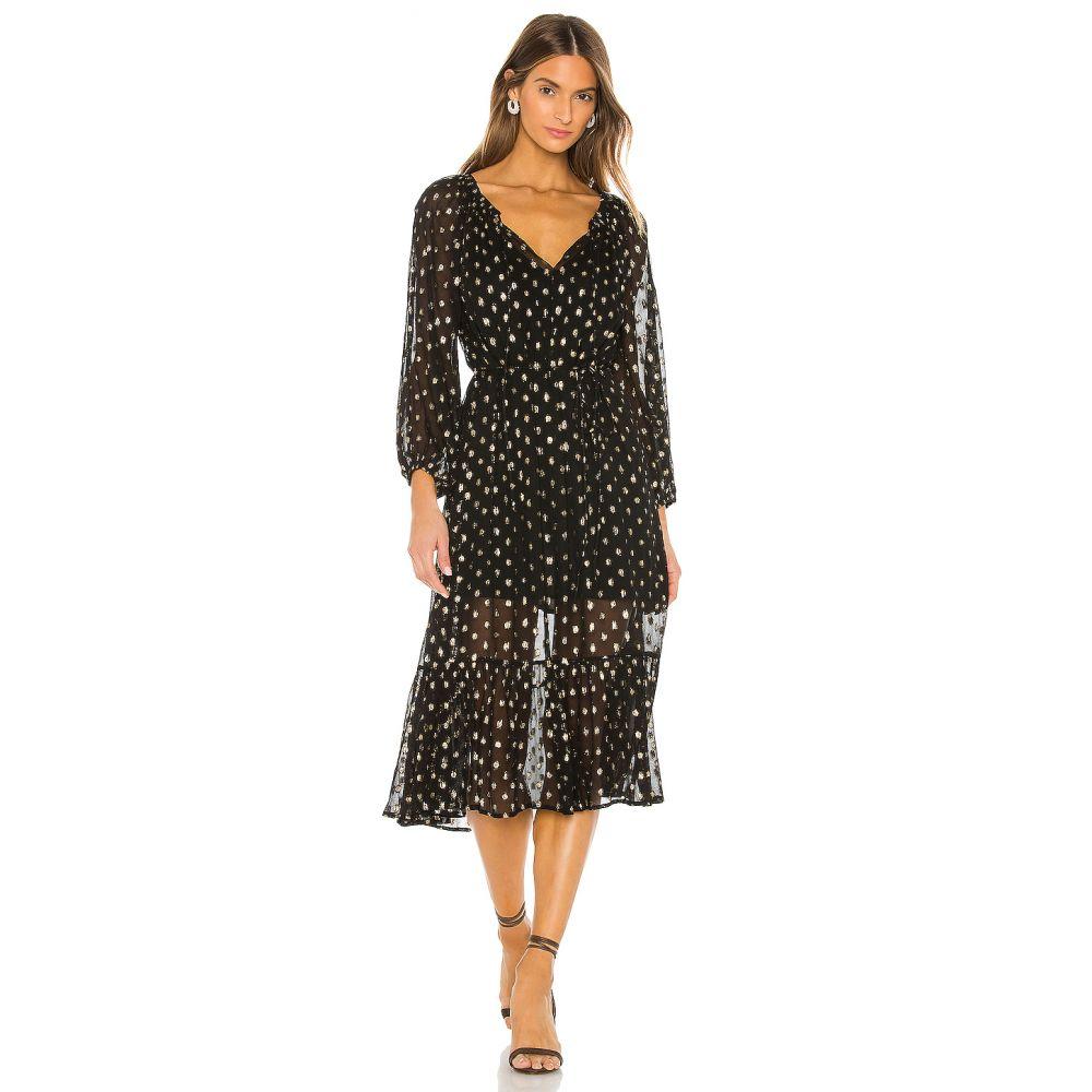 クレオベラ Cleobella レディース ワンピース ワンピース・ドレス【Tarin Midi Dress】Black