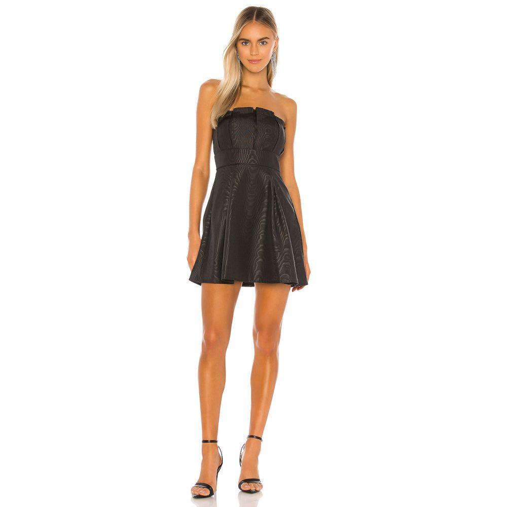 カミラ コエーリョ Camila Coelho レディース ワンピース ワンピース・ドレス【Mariazinha Mini Dress】Black
